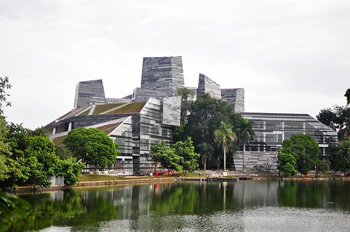 Perpustakaan Universitas Indonesia #1